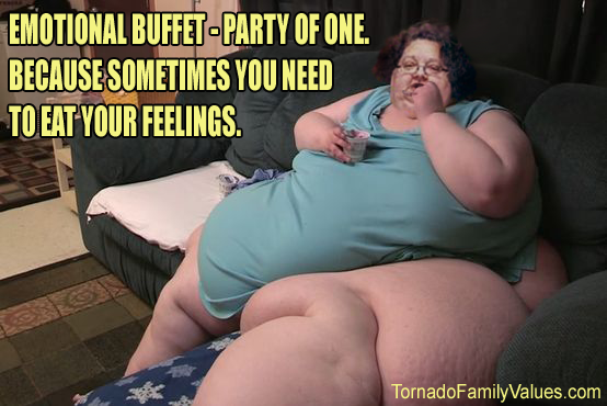 emotional buffet