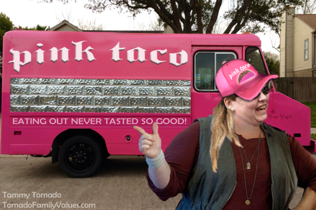 pink taco truck