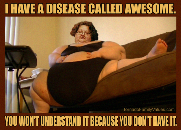 awesome disease