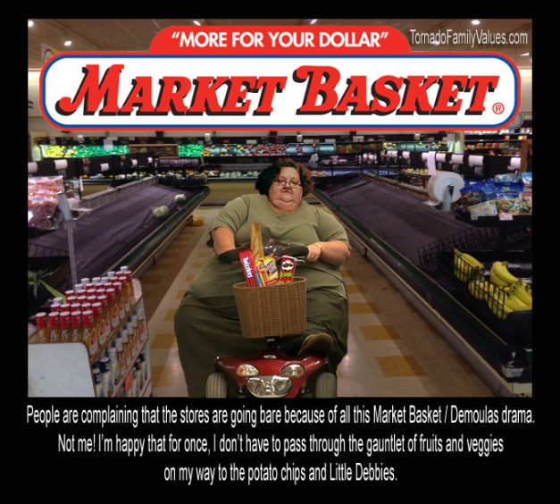 market basket mammy