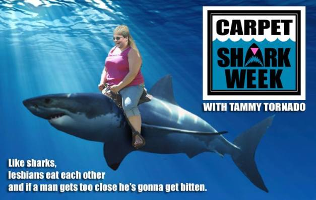 tammy shark week