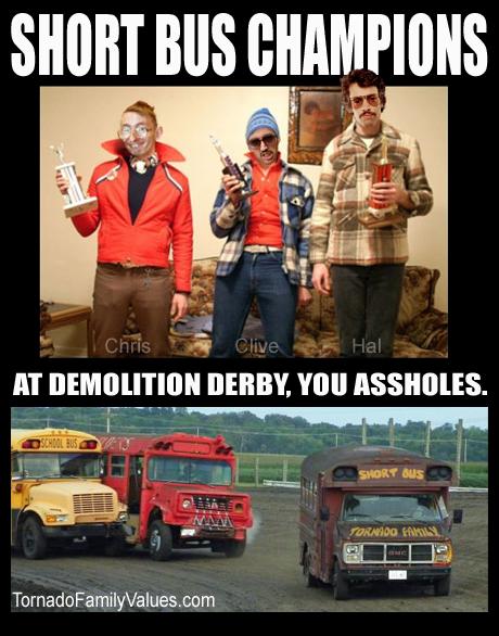 short bus champions