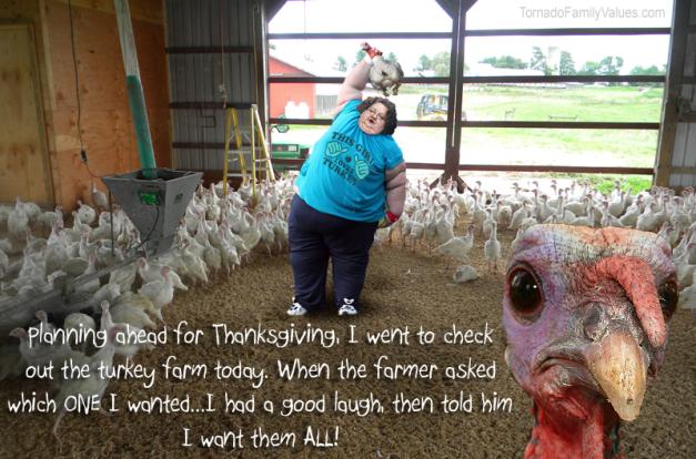thanksgiving turkey farm mammy tornado