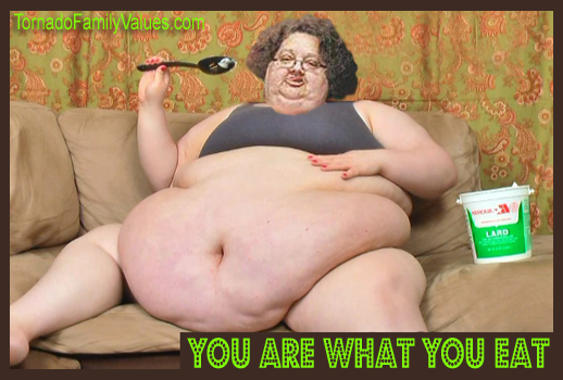 you are what you eat mammy tornado