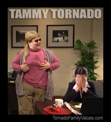 CAREER COUNSELOR TAMMY TORNADO