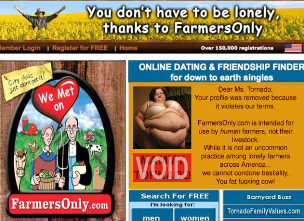 farmers only profile