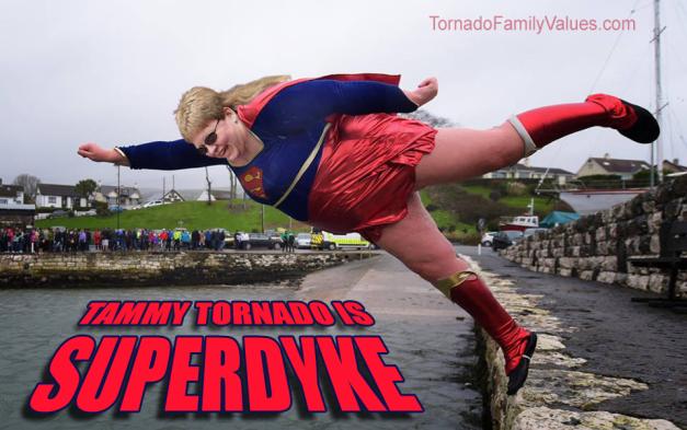 super dyke tammy tornado