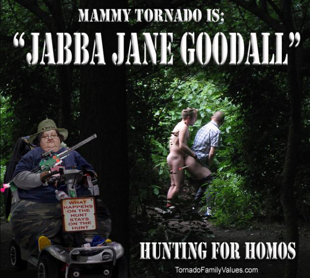 JABBA JANE GOODALL