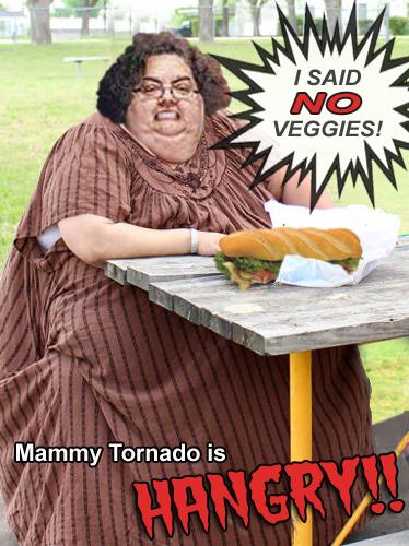 HANGRY MAMMY