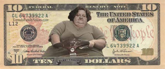 First Woman on US currency!