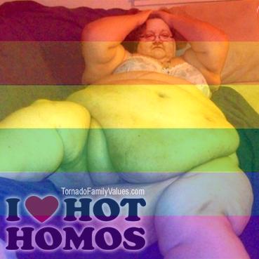 SUPPORT GAY MARRIAGE MAMMY TORNADO