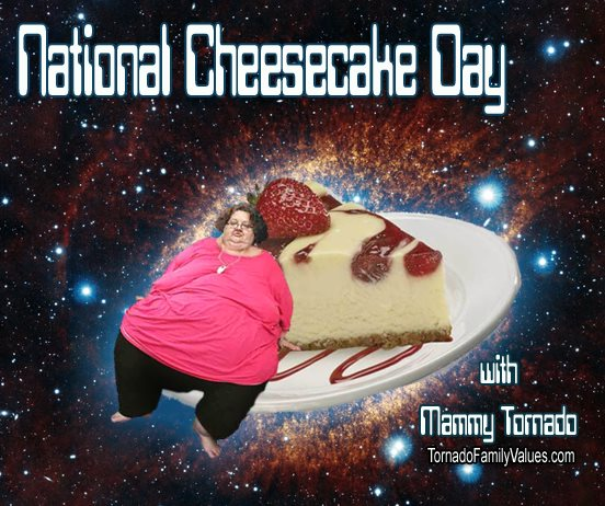 national cheesecake day mammy tornado