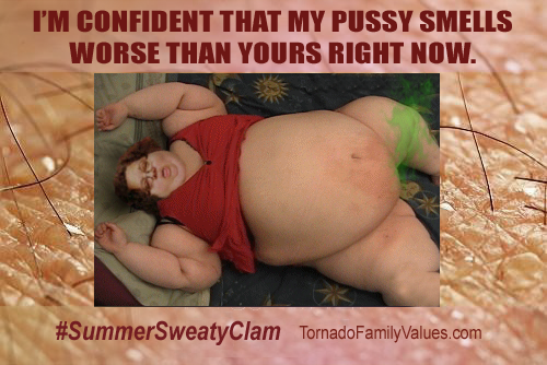 SUMMER SWEATY CLAM SSBBW