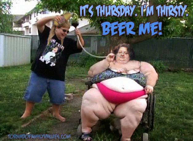 Thirsty Thursday Mammy Tornado