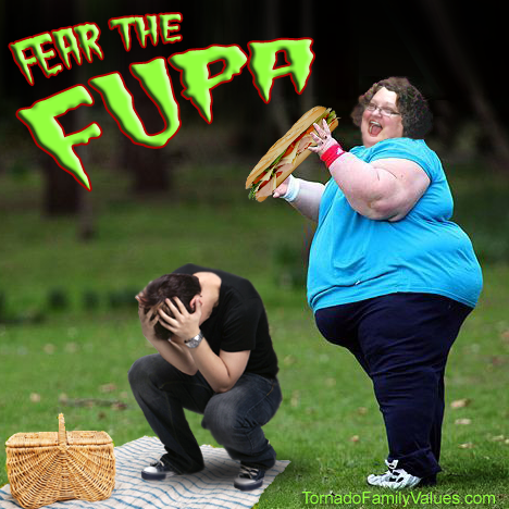 FEAR THE FUPA MAMMY TORNADO