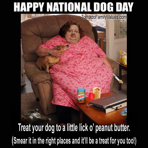 national dog day mammy tornado