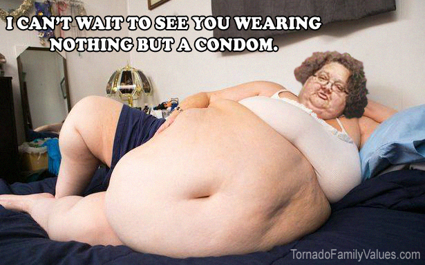 nothing but a condom mammy tornado