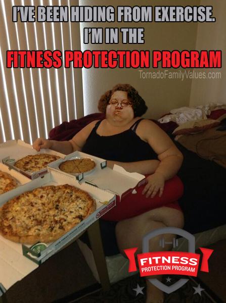 FITNESS PROTECTION PROGRAM MAMMY TORNADO