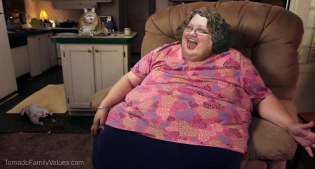 FAT ASS CAT MAMMY TORNADO