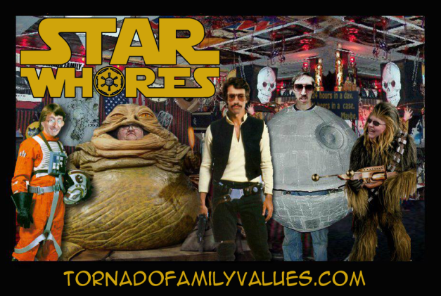 Star Wars Force Awakens Whores