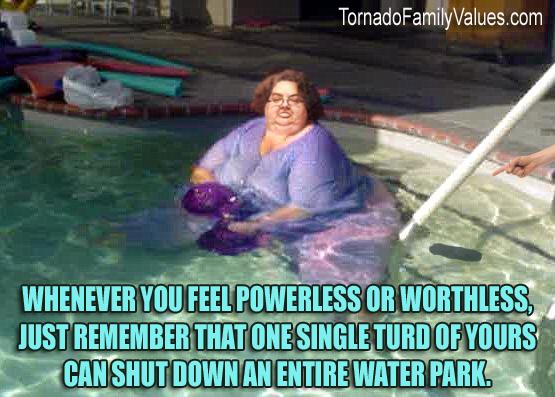 worthless turd mammy tornado