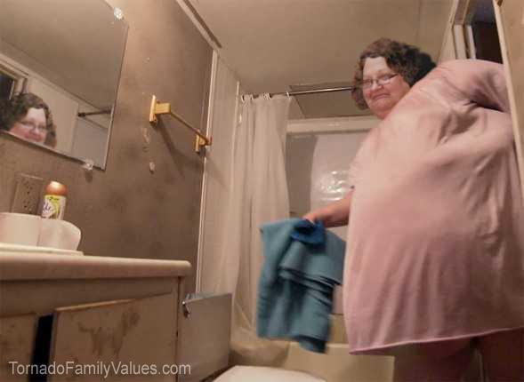 mammy shower