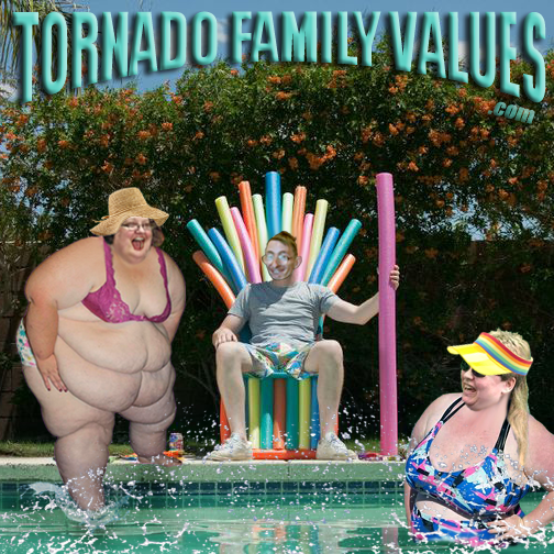 Tornado Family Values Summer Fun