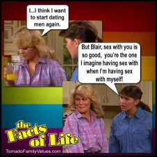 dating men blair jo facts of life lesbians