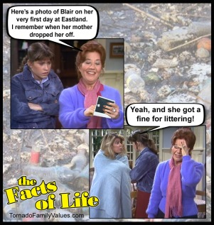 littering jo blair facts of life