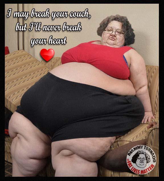 BREAK YOUR HEART MAMMY TORNADO FUPA SQUASHING